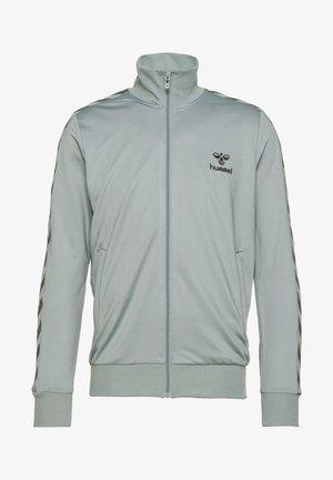 NATHAN ZIP JACKET - Training jacket - grey