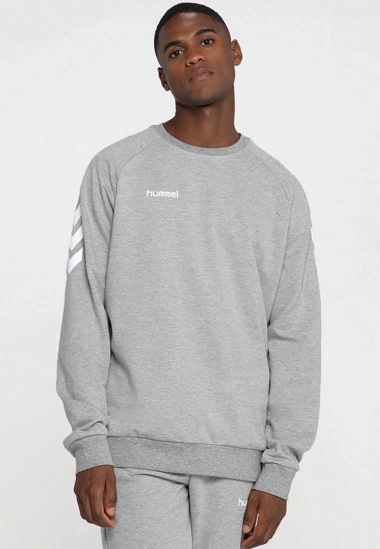 Hummel - HMLGO  - Sweatshirt - grey melange