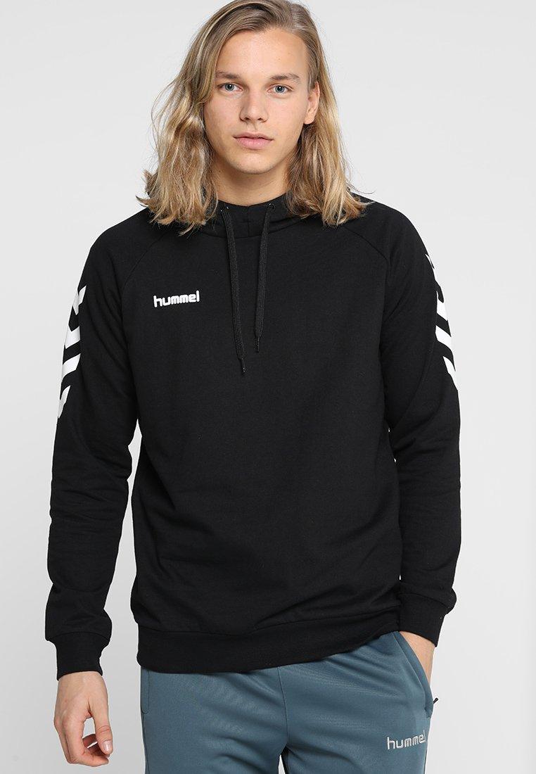 Hummel - Jersey con capucha - black