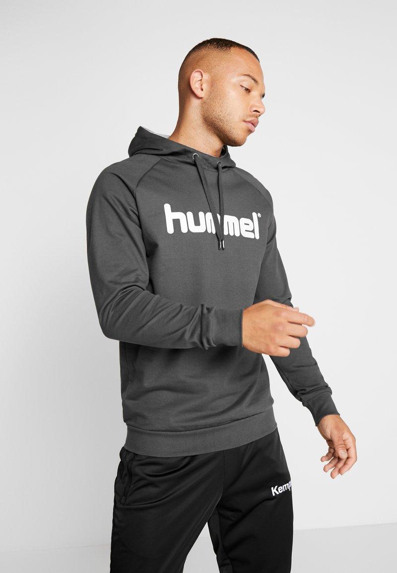 Hummel - Hættetrøjer - dark grey