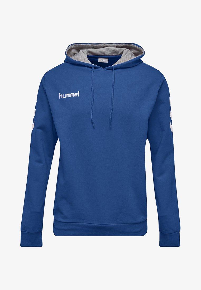 Hummel - CORE  - Kapuzenpullover - blue