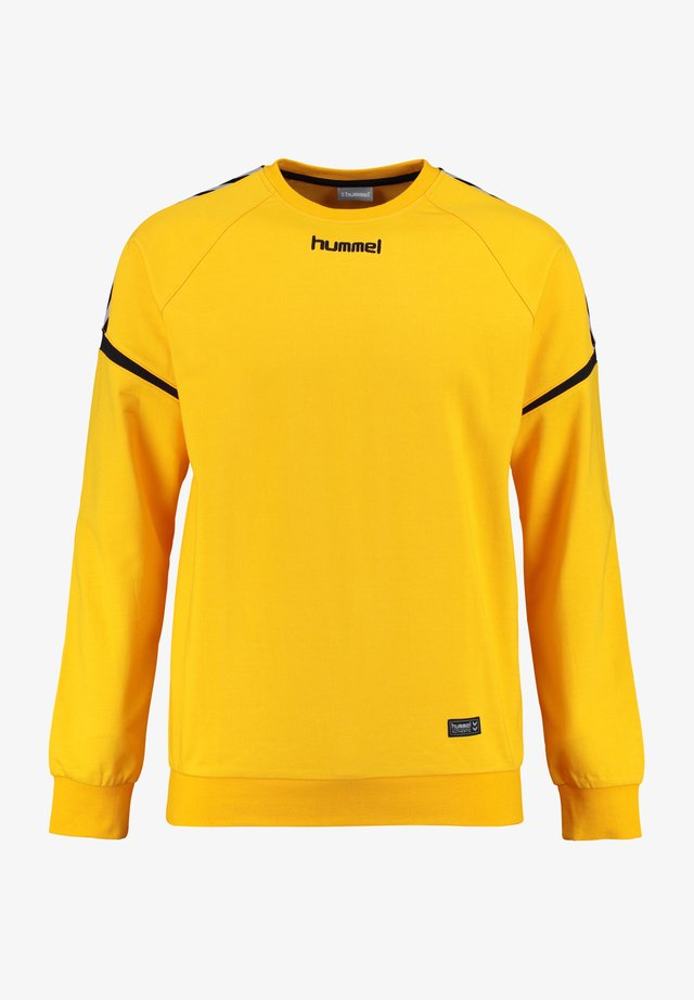 CHARGE - Sweatshirts - SPORTS YELLOW