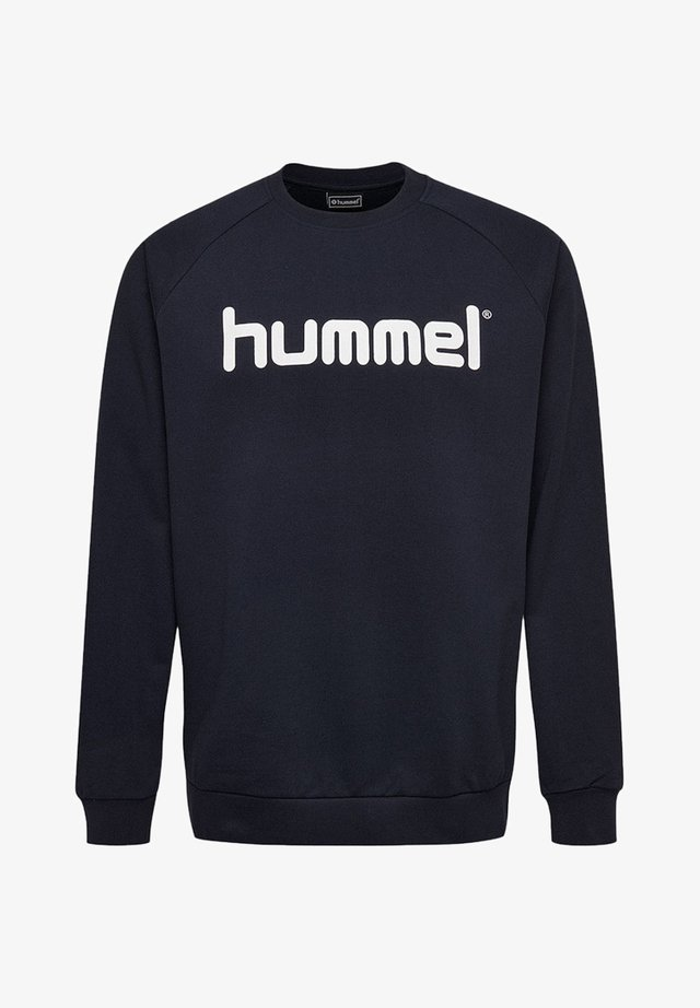 HMLGO KIDS  - Sweatshirts - marine