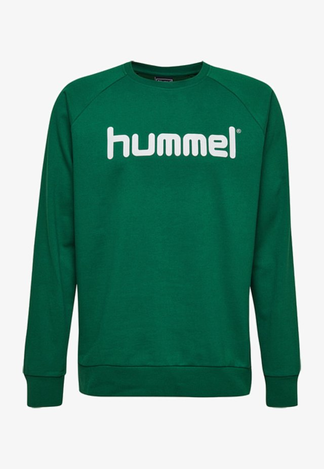 HMLGO KIDS  - Sweatshirts - green