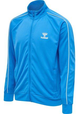 ARNE ZIP JACKET - Training jacket - blue aster