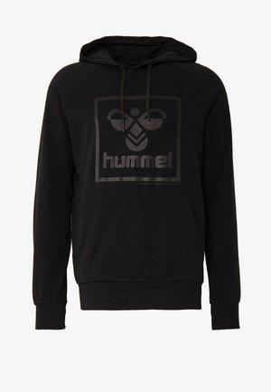 HMLISAM HOODIE - Hoodie - black