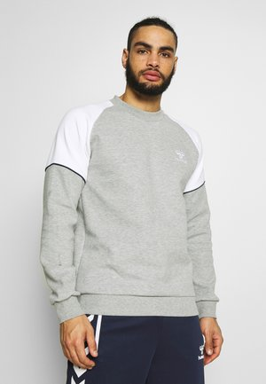 LAYTON - Sweatshirt - grey melange
