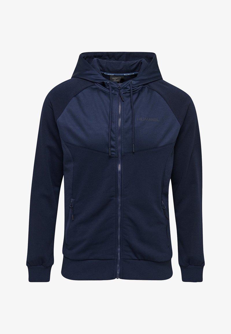 Hummel - Sweatjacke - dark blue