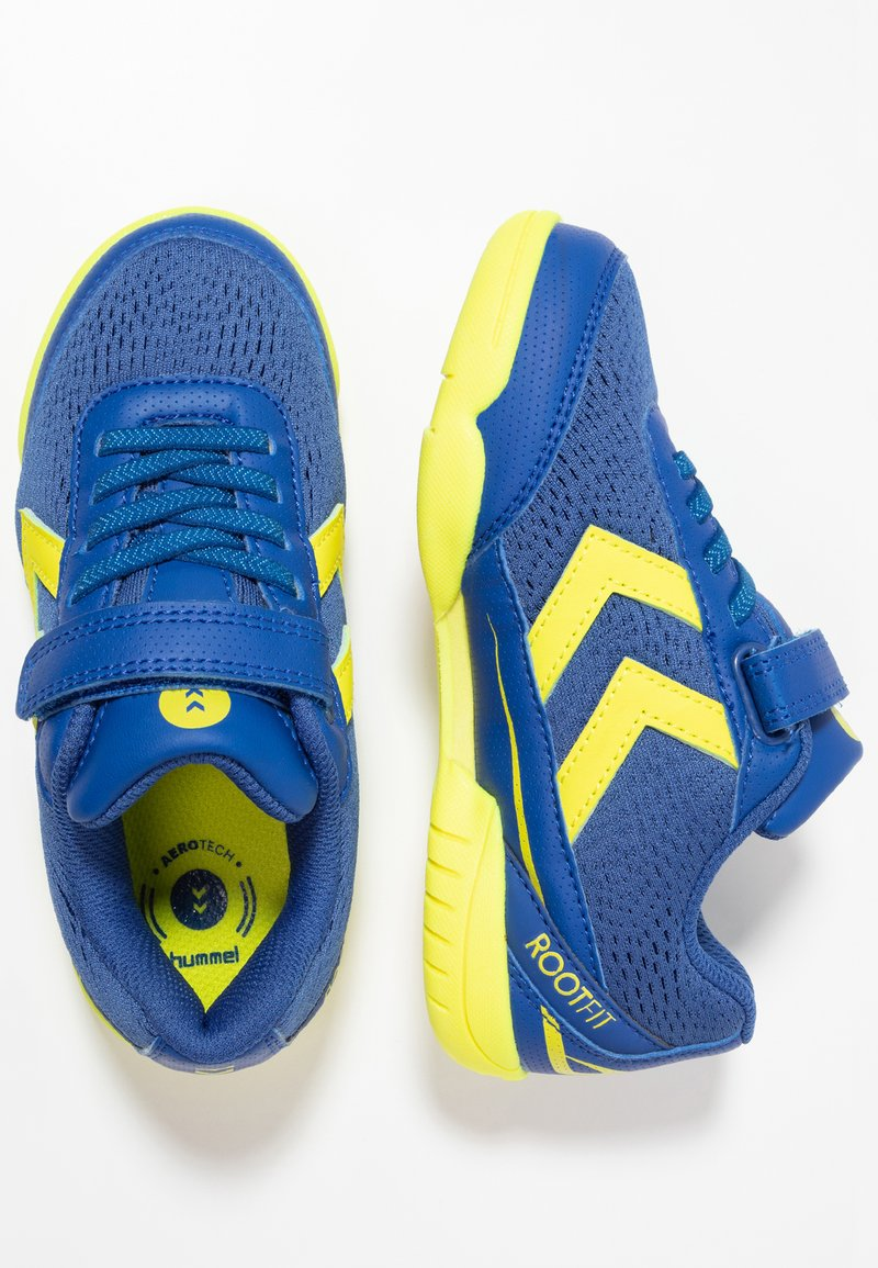 Hummel - ROOT 3.0 - Zapatillas de balonmano - true blue
