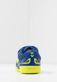 Hummel - ROOT - Obuwie treningowe - true blue - 4