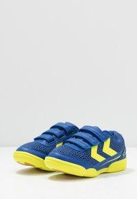 Hummel - ROOT - Obuwie treningowe - true blue - 3
