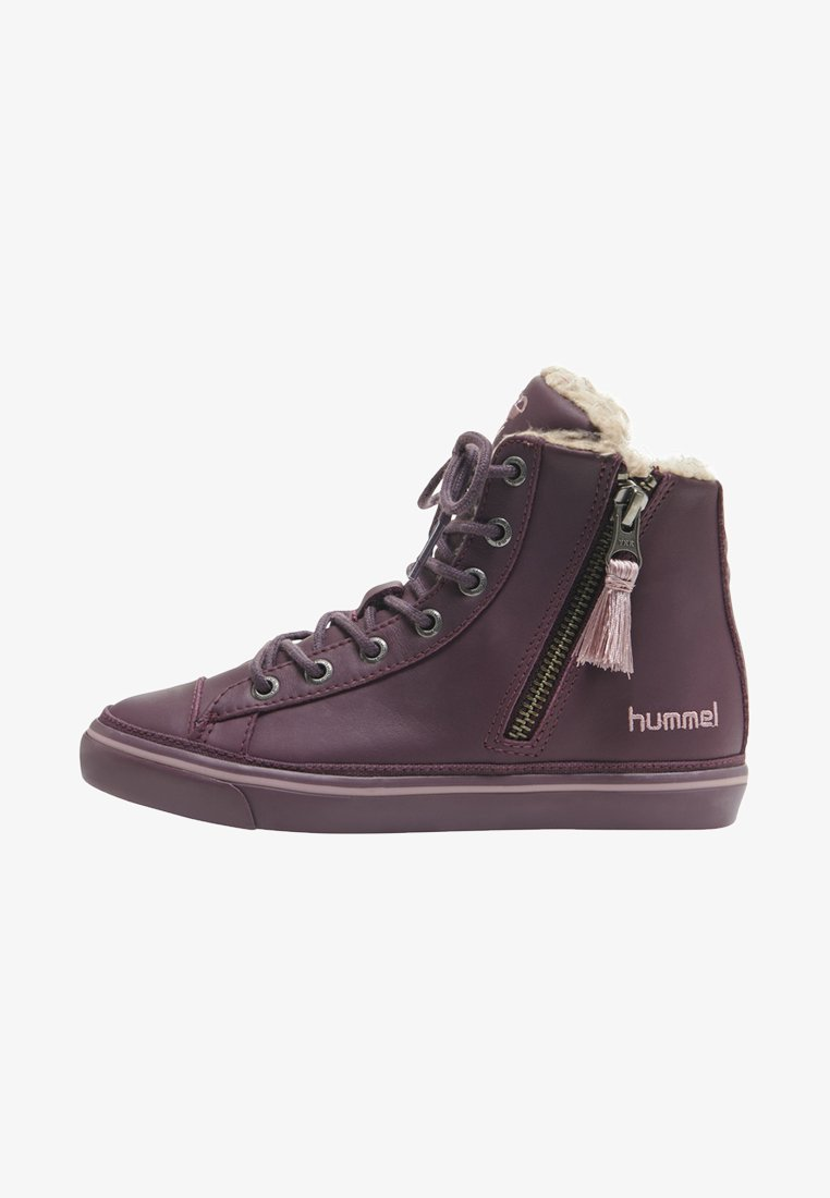 Hummel - Winter boots - prune purple
