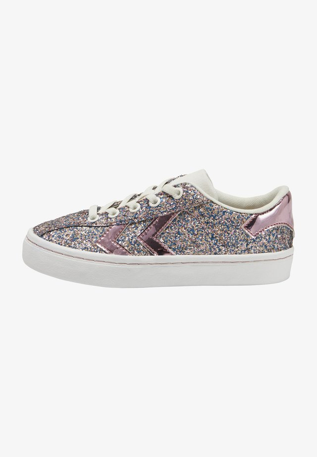 DIAMANT GLITTER JR - Sneakers - lilac snow