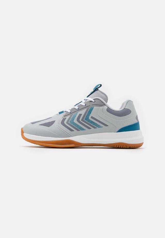 REACH LX JR UNISEX - Handball shoes - gray violet