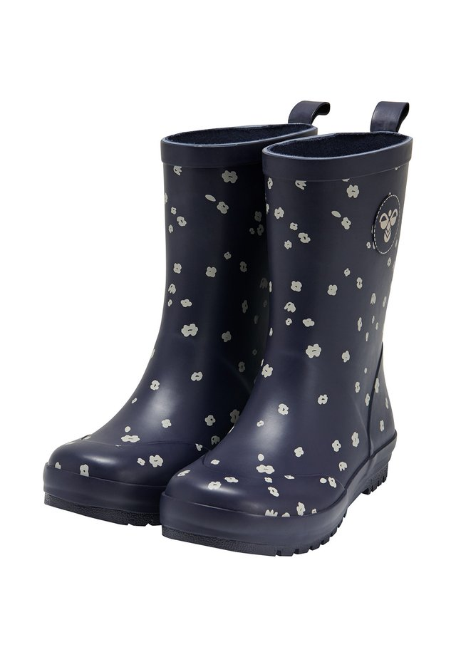RUBBER BOOT JR. - Gummistiefel - night sky
