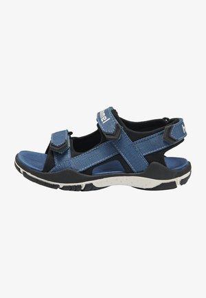 TREKKING  - Sandały trekkingowe - blue