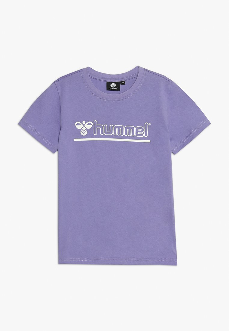 Hummel - REGULAR FIT - T-Shirt print - aster purple