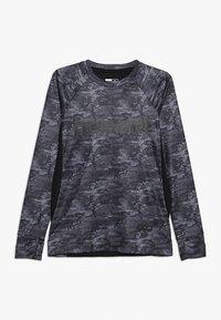 Hummel - ROAR - Camiseta de manga larga - black/grey - 0