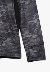 Hummel - ROAR - Camiseta de manga larga - black/grey - 2