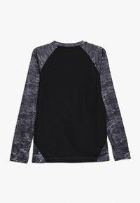 Hummel - ROAR - Camiseta de manga larga - black/grey - 1