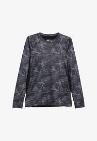 Hummel - ROAR - Camiseta de manga larga - black/grey - 3