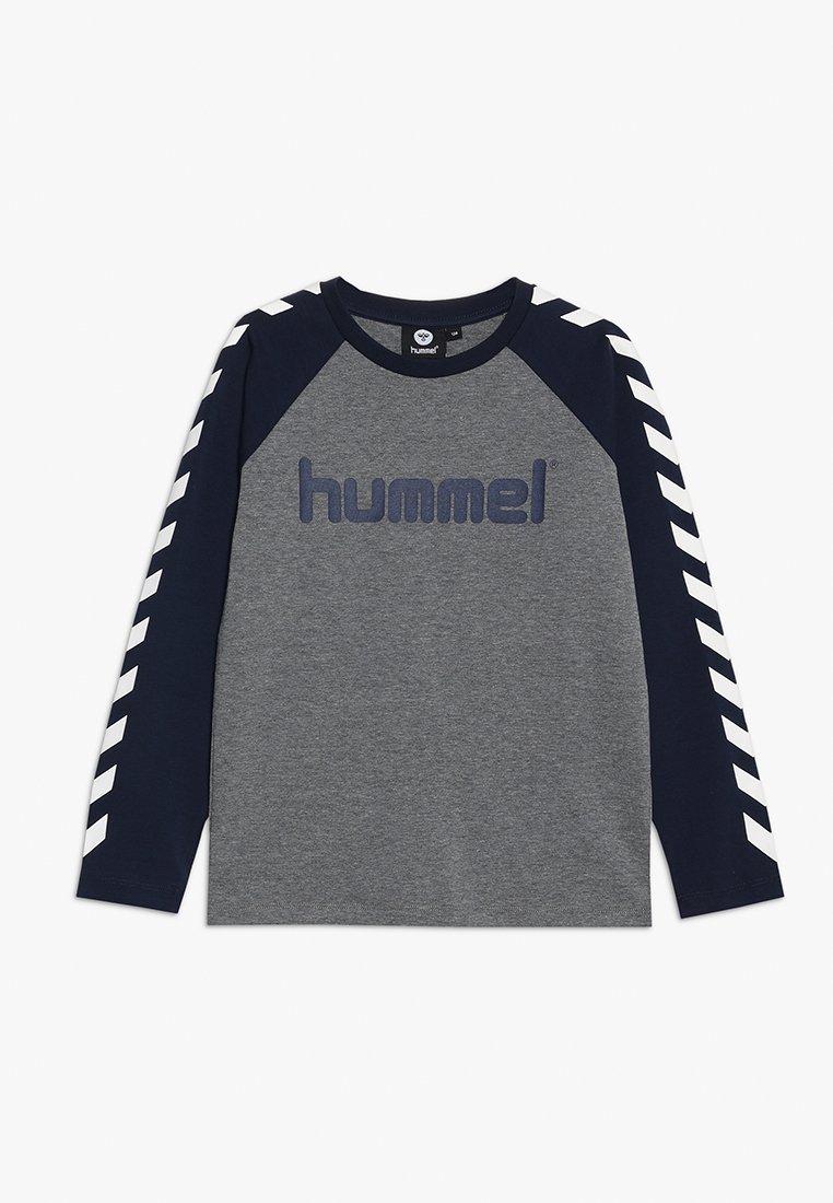Hummel - BOYS  - Topper langermet - black iris