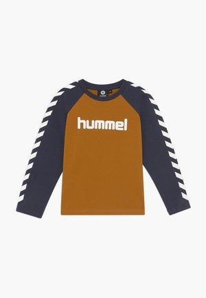 BOYS  - Långärmad tröja - ochre