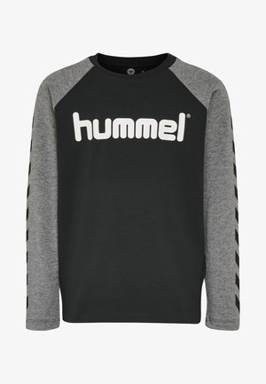 HMLBOYS  - Longsleeve - black