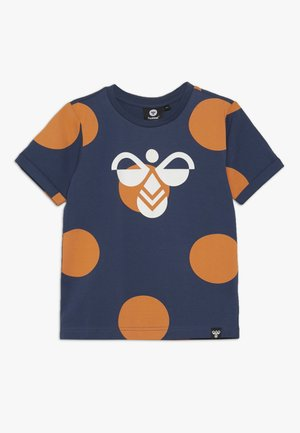 BOB  - T-shirts print - dark denim