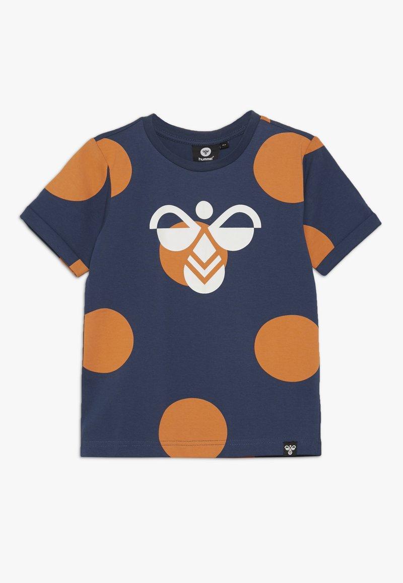 Hummel - BOB  - Camiseta estampada - dark denim