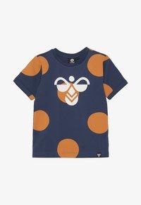Hummel - BOB  - Camiseta estampada - dark denim - 2