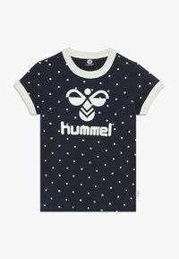Hummel - TILDA  - Camiseta estampada - black iris - 0