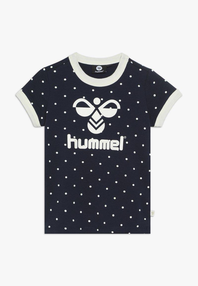 Hummel - TILDA  - Camiseta estampada - black iris