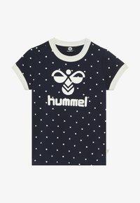 Hummel - TILDA  - Camiseta estampada - black iris - 2