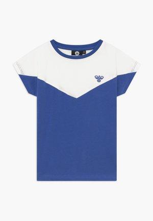 CIETE - T-shirt med print - amparo blue