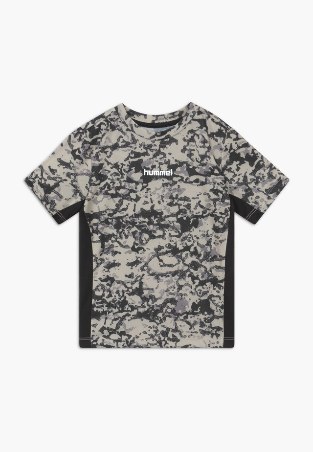 NOAH - T-shirt con stampa - light grey