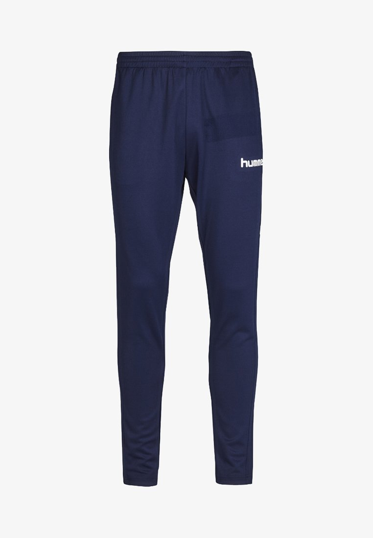 Hummel - CORE FOOTBALL PANT - Tracksuit bottoms - navy