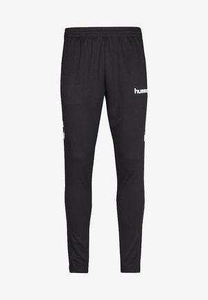 CORE FOOTBALL PANT - Tracksuit bottoms - black