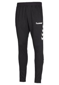Hummel - CORE FOOTBALL PANT - Trainingsbroek - black - 2