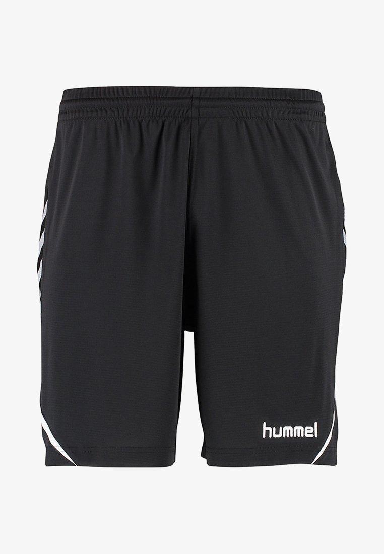 Hummel - AUTH. CHARGE - Korte sportsbukser - black