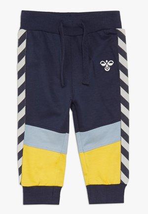 ALONSO PANTS - Pantalones deportivos - black iris