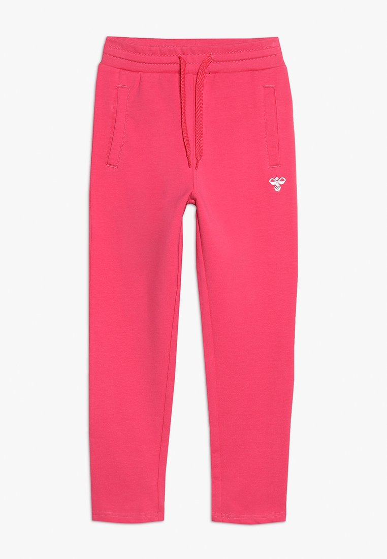 Hummel - HMLUNO PANTS - Pantalones deportivos - raspberry sorbet