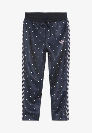 JELLA PANTS - Pantalones deportivos - black iris