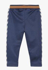Hummel - GRAIG PANTS - Kalhoty - dark denim - 1