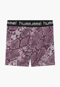 Hummel - MIMMI  - Legginsy - mauve shadow - 1