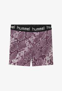 Hummel - MIMMI  - Legginsy - mauve shadow - 2