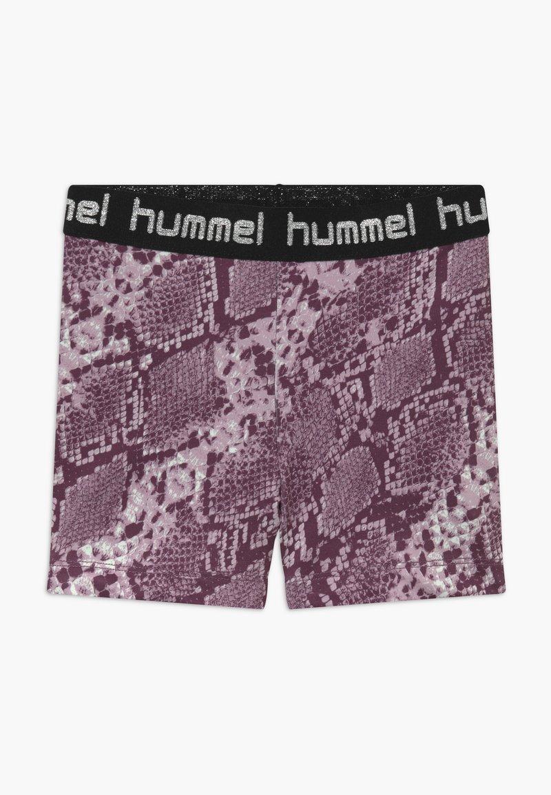 Hummel - MIMMI  - Legginsy - mauve shadow