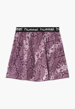 NANNA  - Sports skirt - mauve shadow