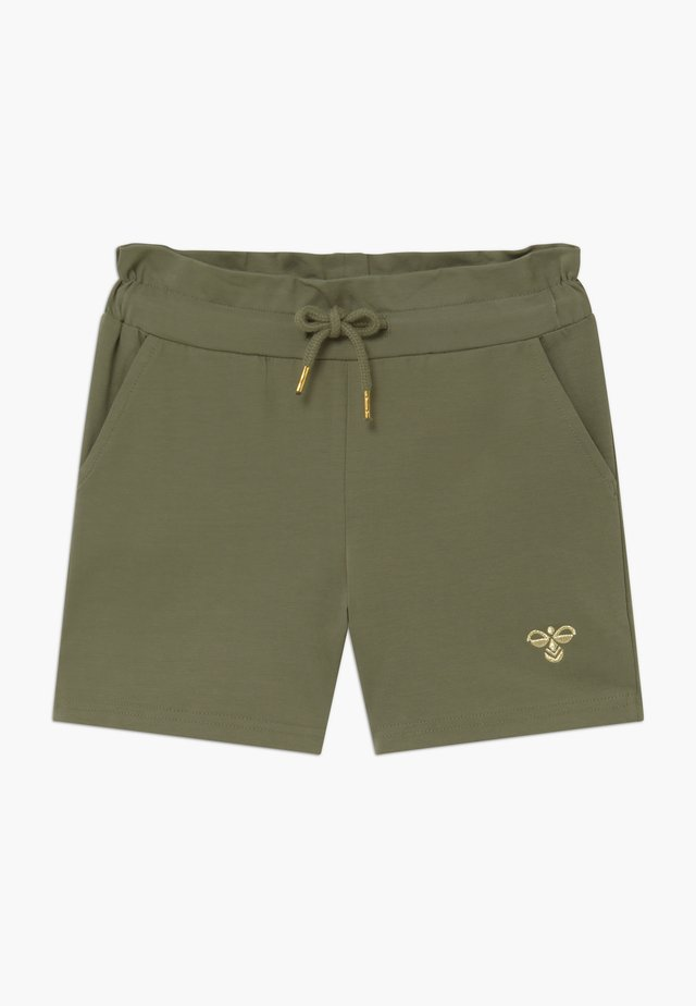 ARLINDA - Sports shorts - deep lichen green