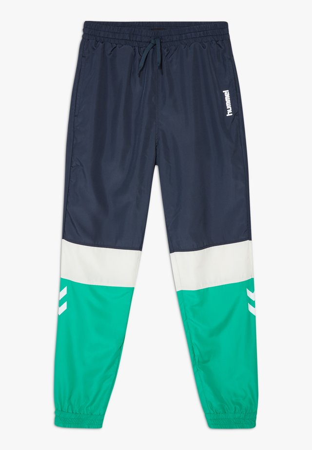 HMLSNOOP - Spodnie materiałowe - blue nights